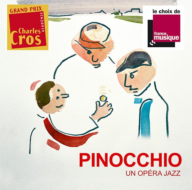 Création Pinocchio C.Cros